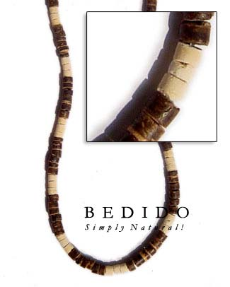 Coco Heishi Necklace Natural Necklace