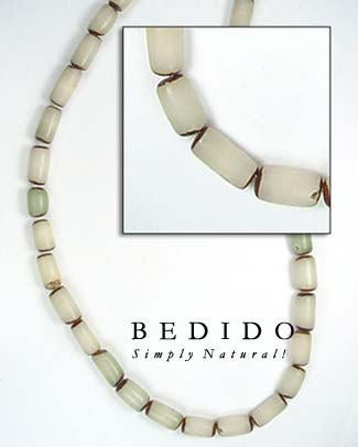 Tube Buri Seeds Beads Seed Beads Seeds Necklace