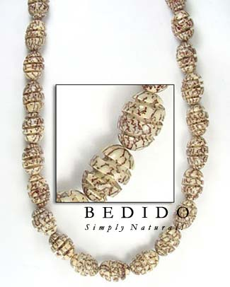 Salwag Seeds Oval Beads Seed Beads Seeds Necklace