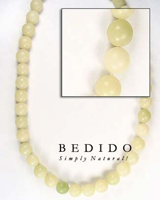 Buri Seed Beads Seed Beads Seeds Necklace