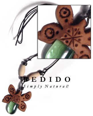 Clay Bug Tribal Clay Jewelry