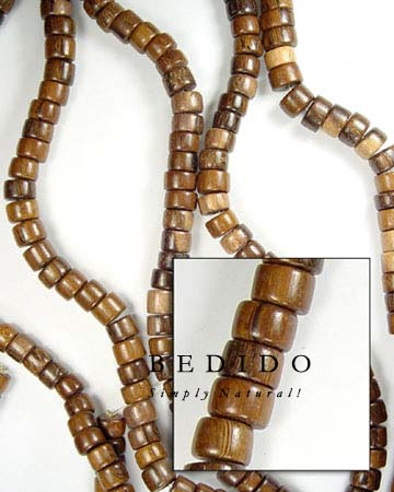 Robles Pukalet Woodbeads Wood Beads Wooden Necklace