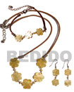 Set Jewelry Set Of Wax Cord Set Jewelry Products - Cebujewelry.com